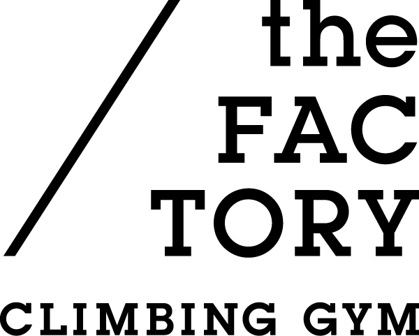 the FACTORY CLIMBING GYM
